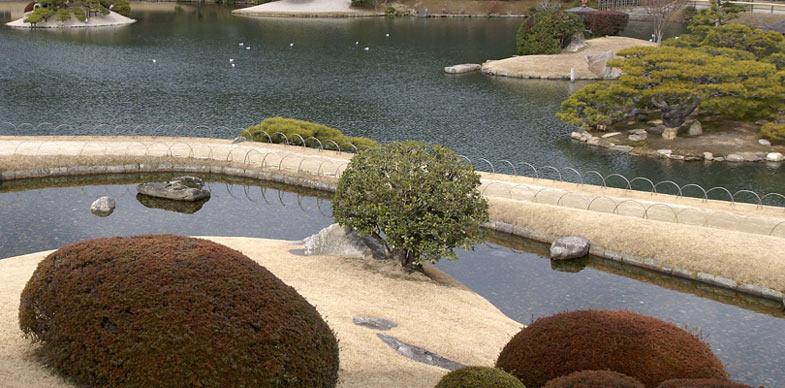 Korakuen Japanse tuin