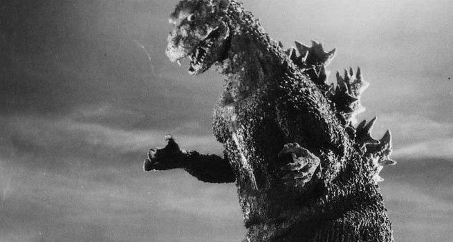 Godzilla Tweede Wereldoorlog