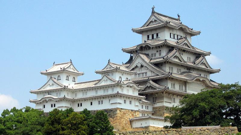 Himeji kasteel