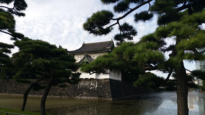 Keizerlijke paleis van Tokyo