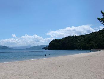 Цуцумигуара пляж Миядзима