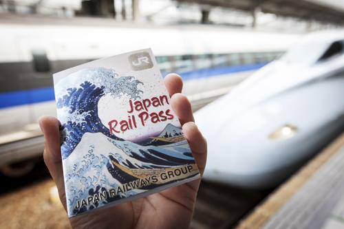 Shinkansen Japan Railway Pass