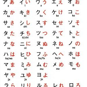 Taalcursus Japans