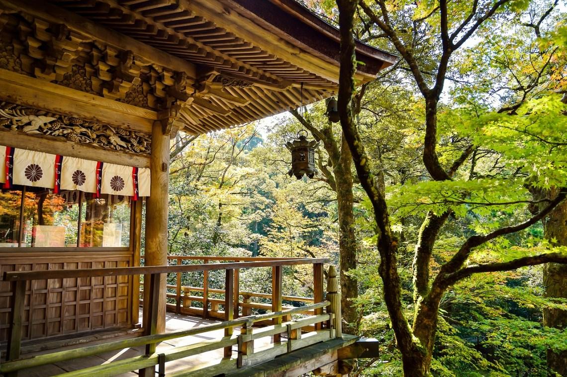 Natuur in Japan