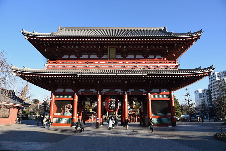 Asakusa Senso-ji Tempel