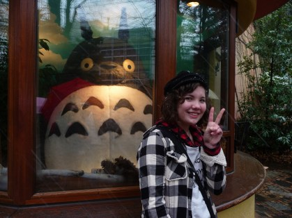 Me and Totoro, 2011.