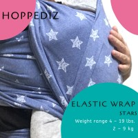 Tokyo Sling Library Elastic Wrap Hoppediz