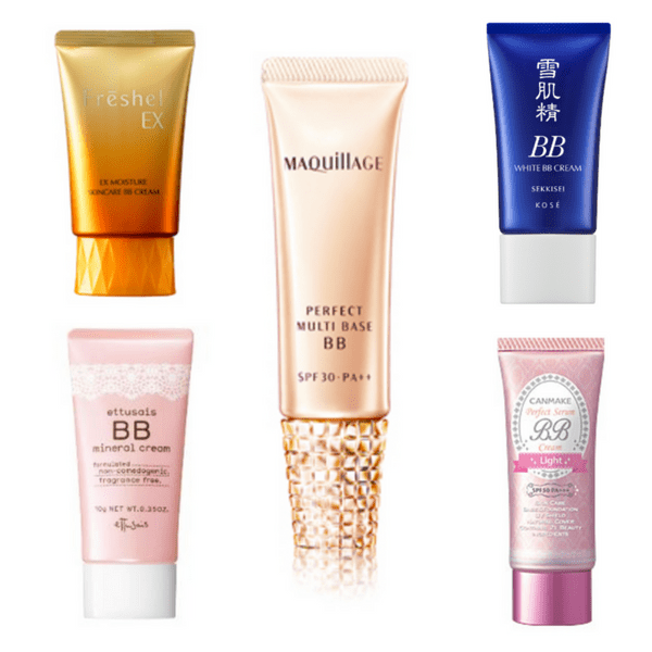 5 of the best japanese drugstore bb creams tokyo beauty book
