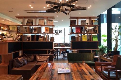 サードカフェバイスタンダードコーヒー品川