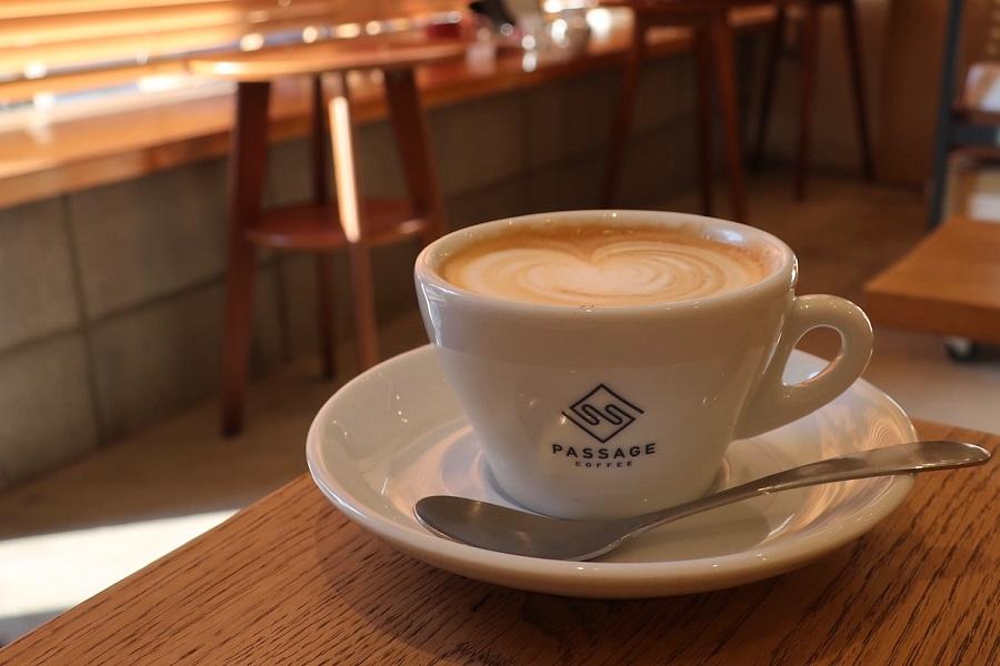 パッセージコーヒー