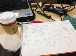 designing a coffee maker