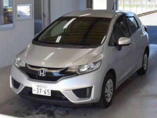 2015 Honda Fit 1.3 F-Package