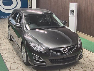 2010 Mazda Atenza 25S Sport Wagon