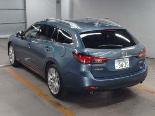 2013 Mazda Atenza XD Diesel Wagon