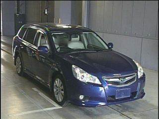 2010 Subaru Legacy 2.5i L-Package