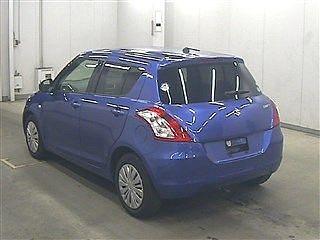 2014 Suzuki Swift 1.2XG