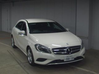 2015 Mercedes Benz A180