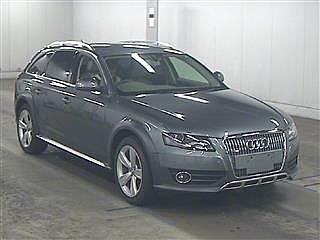 2011 Audi A4 Allroad 2.0TFSi Quattro