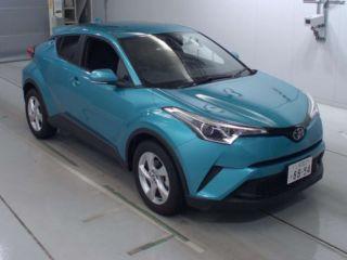 2016 Toyota C-HR S-T 4WD