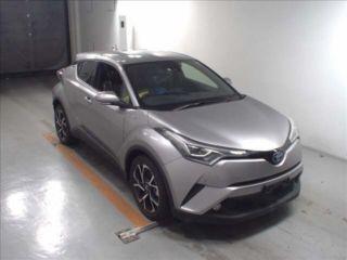2017 Toyota C-HR Hybrid G