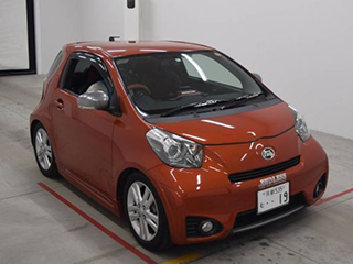 2012 Toyota IQ 100G Leather Package Plus
