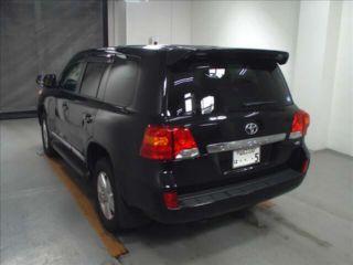 2013 Toyota Landcruiser AX 4WD