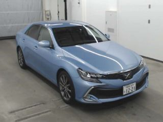 2017 Toyota Mark X 250 RDS