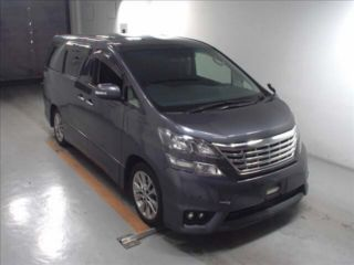 2011 Toyota Vellfire 3.5Z Platinum Selection