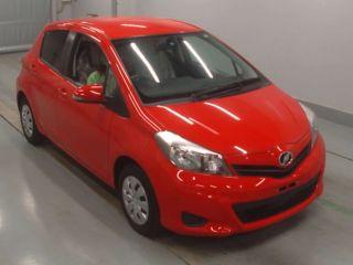 2011 Toyota Vitz F