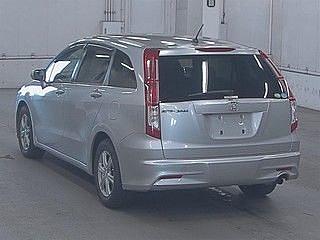 2010 Honda Stream X