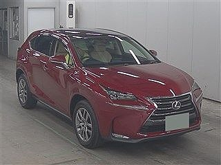 2016 Lexus NX200t I-Package