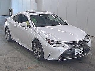 2017 Lexus RC300h Version L