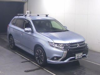 2016 Mitsubishi Outlander PHEV G 4WD