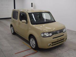 2010 Nissan Cube 15X