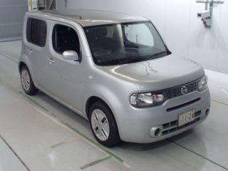 2014 Nissan Cube 15X