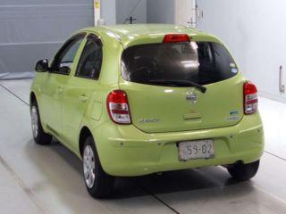 2011 Nissan March 12X