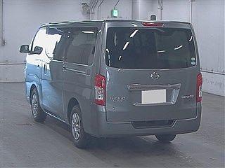 2017 Nissan Caravan NV350 GX