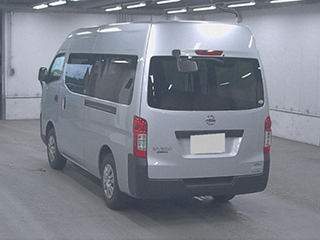 2017 Nissan NV350 Caravan Super Long DX 4WD