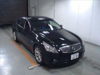 2012 Nissan Skyline 370GT Type S