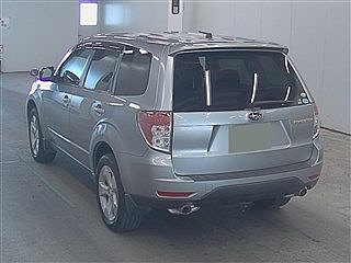 2010 Subaru Forester 2.0X Sports Limited 4WD