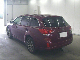 2012 Subaru Outback 2.5i S-Package AWD