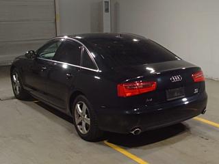 2015 Audi A6 2.8 FSi Quattro