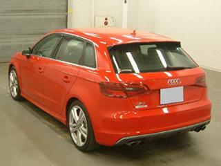 2015 Audi S3 Sportback 2.0 Quattro