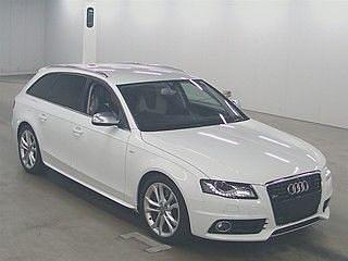 2011 Audi S4 Avant 3.0 Quattro