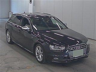 2014 Audi S4 Avant 3.0 Quattro
