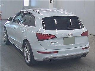 2014 Audi SQ5 3.0 TFSi Quattro