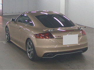 2011 Audi TT RS Coupe