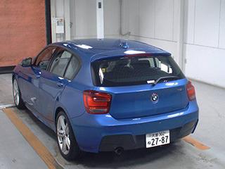 2012 BMW 116i Sports