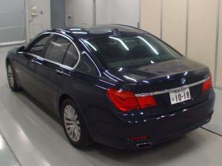 2010 BMW 750i