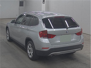 2013 BMW X1 S-Drive 1.8i